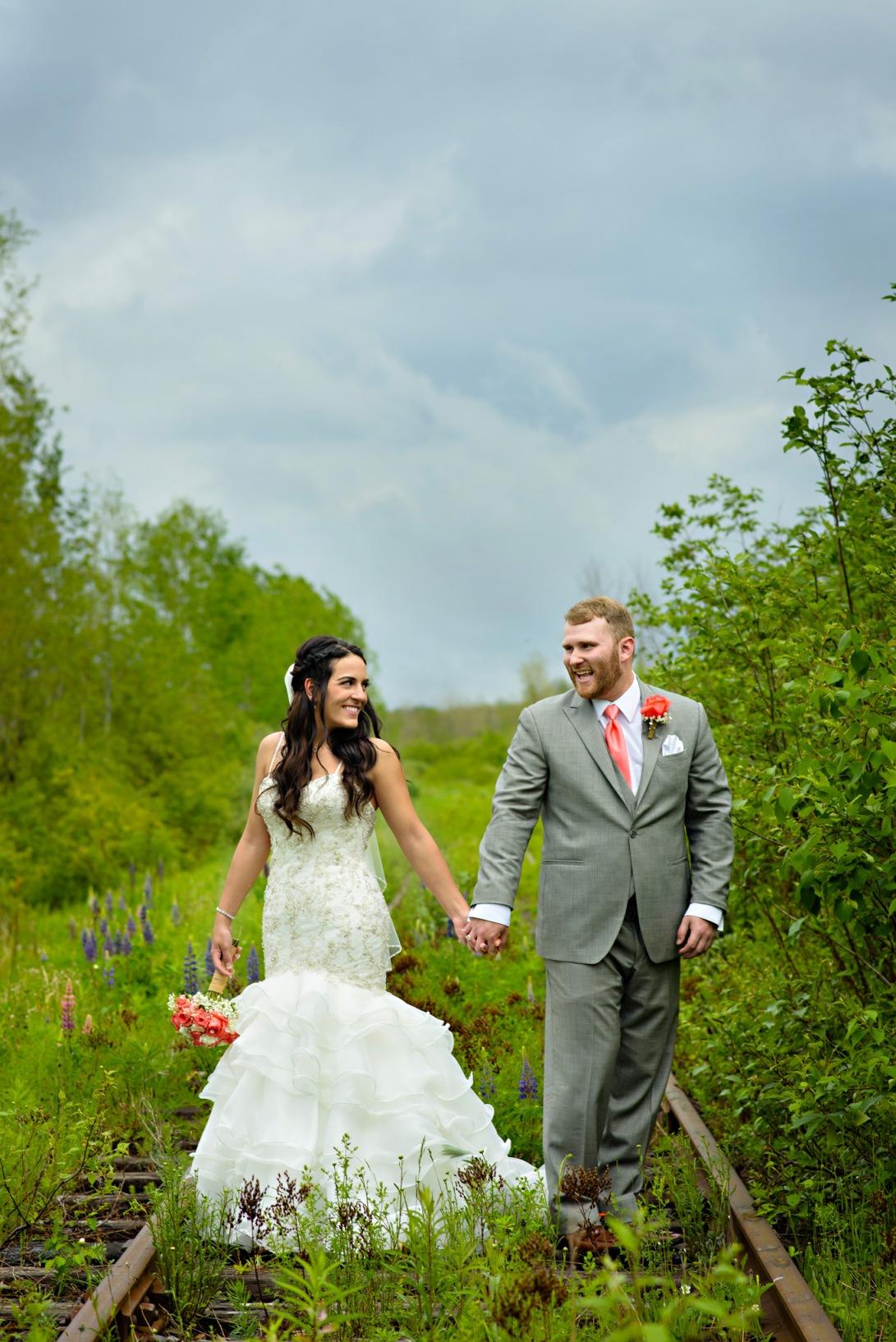 Julie timmins wedding