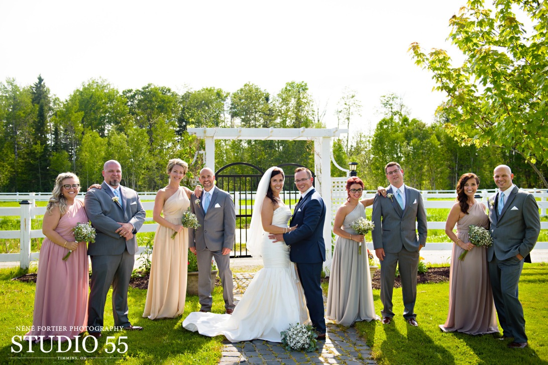 Timmins wedding photography portrait professional photographer