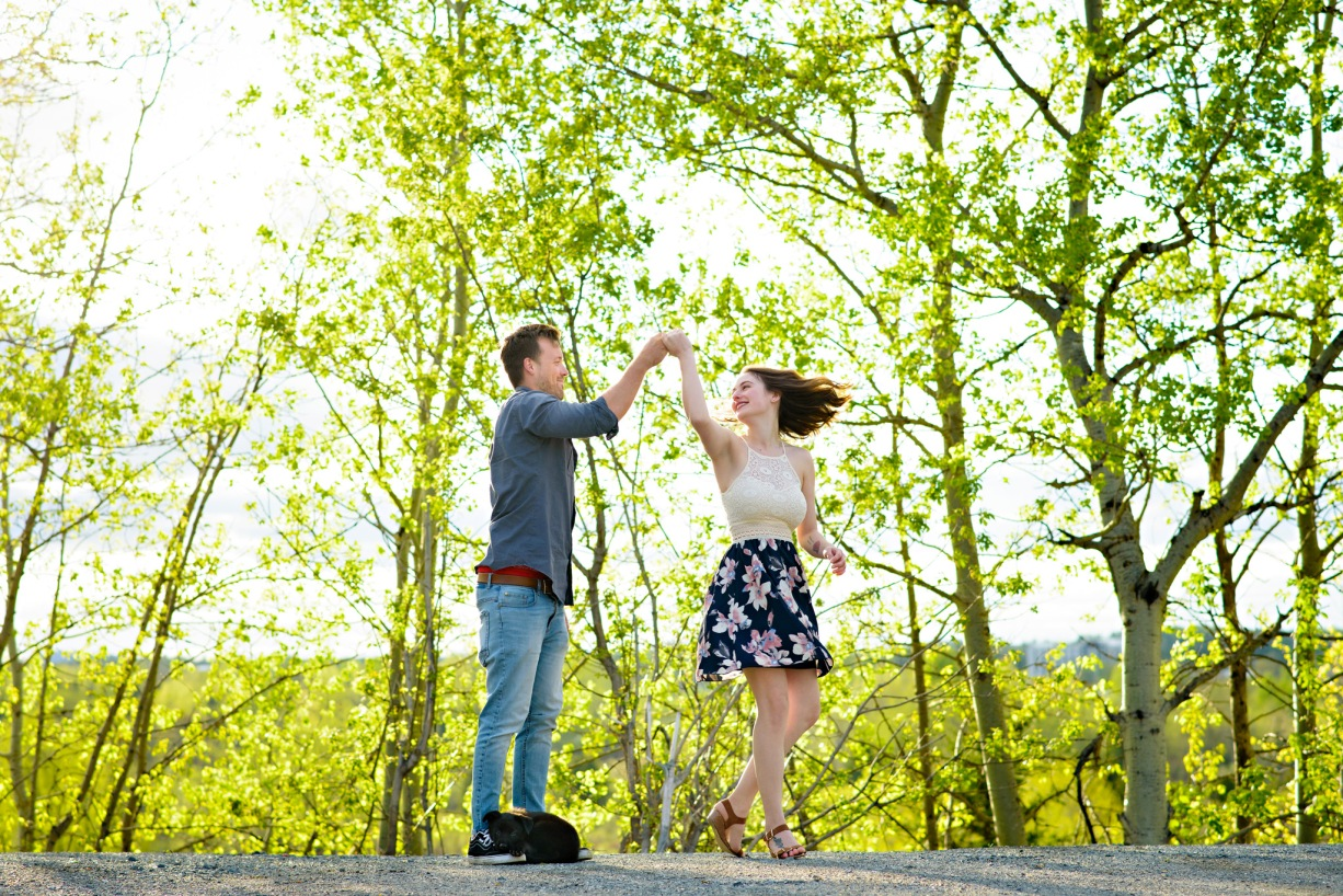 Timmins wedding and engagement photography